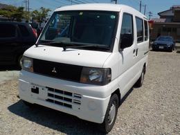 三菱 ミニキャブバン 660 CD ハイルーフ 4WD