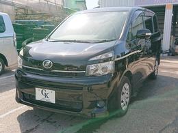 トヨタ ヴォクシー 2.0 X Lエディション 4WD 片側Pスラ・純正ナビ・Bカメラ・キーレス