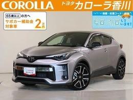 トヨタ C-HR ハイブリッド 1.8 S GR スポーツ HV保証・純正メモリーナビ&フルセグ