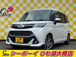トヨタ タンク 1.0 カスタム G-T 純正9インチナビ Sヒーター