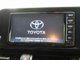 純正SDナビ付き!地デジTV、Bluetooth機能も有り。ドライブには欠かせませんね☆