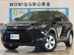 トヨタ ハリアー 2.5 ハイブリッド E-Four エレガンス 4WD 9型ナビ Bカメ ETC 関東仕入れ 禁煙車