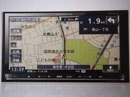 新品7インチワイドメモリーナビフルセグTV(USB:ブルートゥース対応:DVD再生:SD録音)付きです!