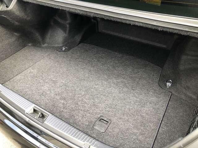 Aプラン画像:◇マジェスタのトランクは、広いですな!◇