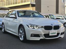 BMW 3シリーズ 320d Mスポーツ 衝突軽減ブレーキ アクティブブレーキ