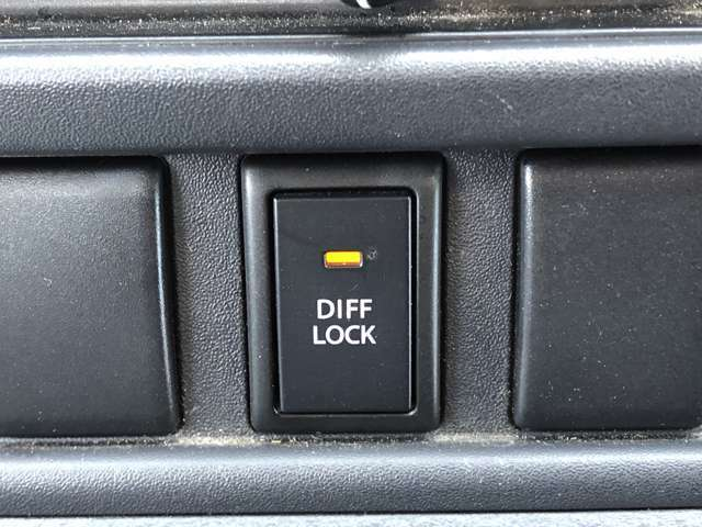 デフロック付きになります。