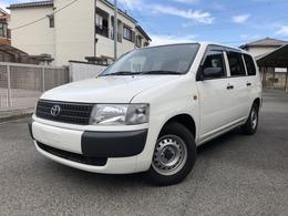 トヨタ プロボックスバン 1.5 CNG ナビ/バックカメラ/ETC