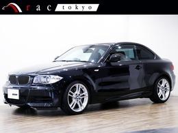 BMW 1シリーズクーペ 135i New idrive/車検済/カ-ボンP/Rパ-クセンサ-