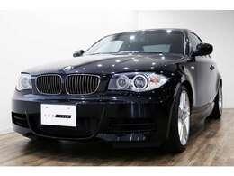 正規ディーラー車 2010年モデル BMW 135iクーペ 右ハンドル ブラックサファイアメタリック/ブラックレザー