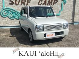 スズキ アルトラパン 660 X KAUIハワイアンブルーライトコーティング