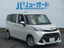トヨタ タンク 1.0 X S SDナビ・バックカメラ・ETC