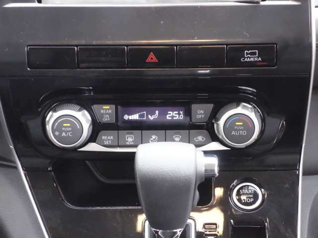設定温度に自動で調節してくれるオートエアコン