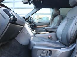 アッパーセカンダリーグローブボックス、ショッピングバッグフック、シートパック3 - メモリー12 x 12ウェイグレインレザーシート、ヒーター&クーラー付フロントシート