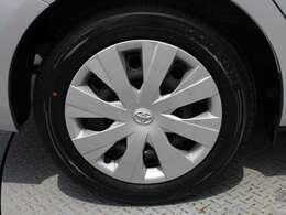 【タイヤの残り溝もたくさんあります!】安心して運転ができるだけでなく、しばらくはタイヤ交換の必要がない分、とても経済的です♪