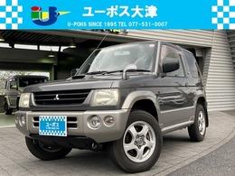 三菱 パジェロミニ 660 V 4WD 社外ナビ・ETC