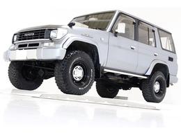 トヨタ ランドクルーザープラド 3.0 SXワイド ディーゼルターボ 4WD リフトUP Tベ済 ブラックレザー調シート