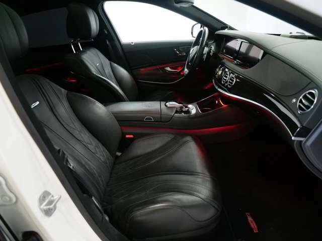 S63は移動するための高級サルーンとしてだけではなく、ドライバーズカーとしても楽しめます。運転そのものの楽しさを運転席で味合わないとですね!
