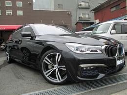 BMW 7シリーズ 740Li Mスポーツ