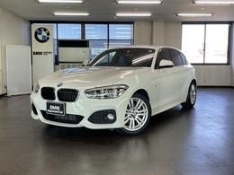 BMW 1シリーズ 118d Mスポーツ LEDヘッドライト バックカメラ PDC