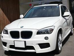 BMW X1 sドライブ 18i Mスポーツパッケージ ナビP パーキングサポートP バックカメラ