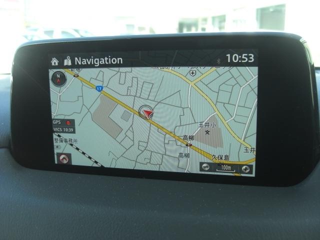 純正ナビ♪手元を見ずに操作できるコマンダーコントロールや、音声認識機能、視線移動の少ないセンターディスプレイにより、運転に集中して安全に走りをお楽しみ頂けます。Bluetooth/AUX/USB対応♪