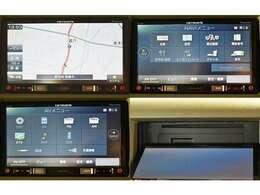 ワイドで明るい液晶画面、簡単な操作方法、多機能ナビゲーション。知らない街でも安心です。パイオニア カロッツェリア 楽ナビ「AVIC-RZ03」