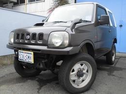 スズキ ジムニー 660 XL 4WD リフトUP 4ナンバーバン 全塗装