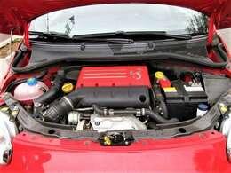 直列4気筒DOHC ターボ エンジン