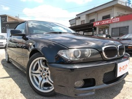 BMW 3シリーズカブリオレ 330Ci Mスポーツパッケージ 黒幌ブラック9/30マデノケッサンスエール