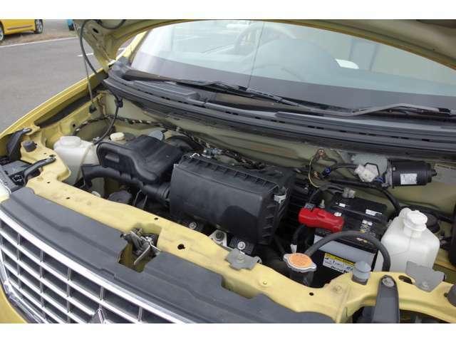 エンジン系・ブレーキ系・オイル系・ベルト系・電装系等の主要部分から細かい部分まで点検します。全車走行管理システムでしっかりチェック!!