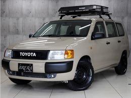 トヨタ プロボックスバン 1.3 DX ワンオーナー 新品ATタイヤ ルーフラック