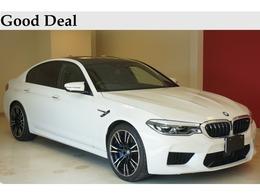 BMW M5 4.4 4WD カーボンルーフ マッサージシート HUD