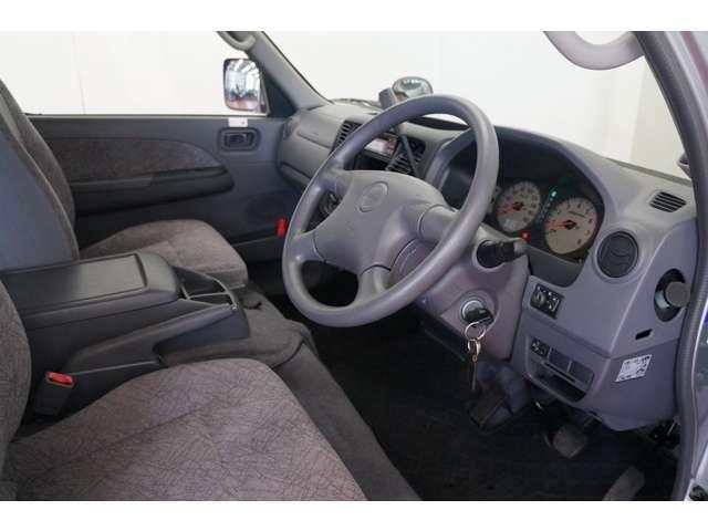 運転席のドアを開ければ、今日はどこに行こうかと心が弾みますよ!