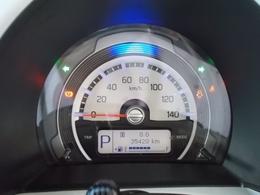 メーター周りもカッコいいでしょ!?MID(マルチインフォメーションディスプレイ)付きで気になる燃費情報なども気軽にチェックできますヨ♪