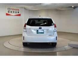1年間、走行距離無制限のロングラン保証付き。お近くのトヨタのお店で修理が可能です。