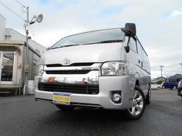 トヨタ ハイエース 2.7 DX ロング ミドルルーフ 4WD 車検2年整備付き渡し 記録簿付き