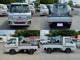 こちらの車両は、人気のスバル生産最終型で、4WD・オートマチック車・スーパーチャージャー付です。