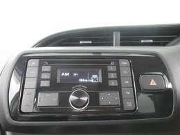 もちろんCDプレーヤー搭載なので、好きな音楽を聴きながら楽しいドライブを♪