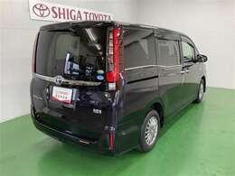 滋賀トヨタのU-Carは、中古車の不安を安心に変える『トヨタ認定中古車』=「ぴかまるクン」「車両検査証明書」「ロングラン保証」の3つが全車付き!ここまでやるのがトヨタです!