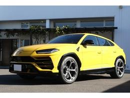 ランボルギーニ ウルス 4.0 4WD 正規ディ-ラ-車 リアセパレ-トシ-ト