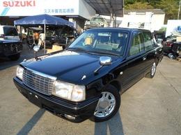トヨタ クラウンセダン 2.0 スーパーデラックス Gパッケージ LPG タクシー LPガス