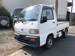 スバル サンバートラック 660 SDX 三方開 4WD 5速マニュアル車 4WD