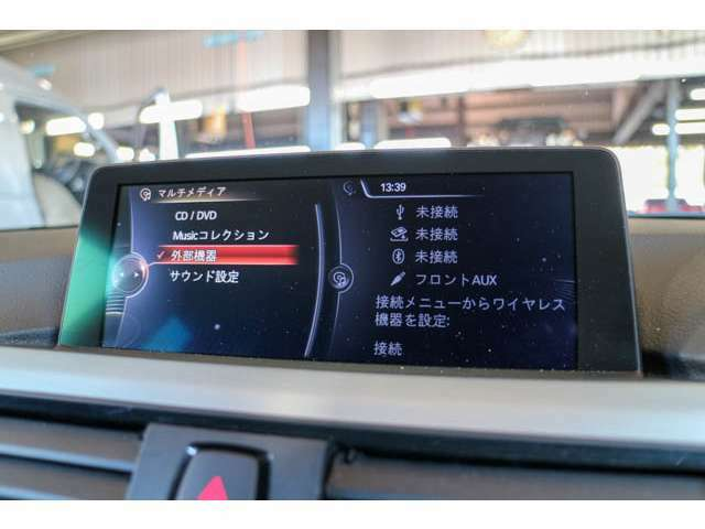 純正HDDナビ☆CD/DVD再生・ミュージックサーバー機能が搭載☆