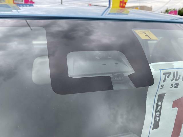 デュアルセンサーブレーキサポート搭載車です☆