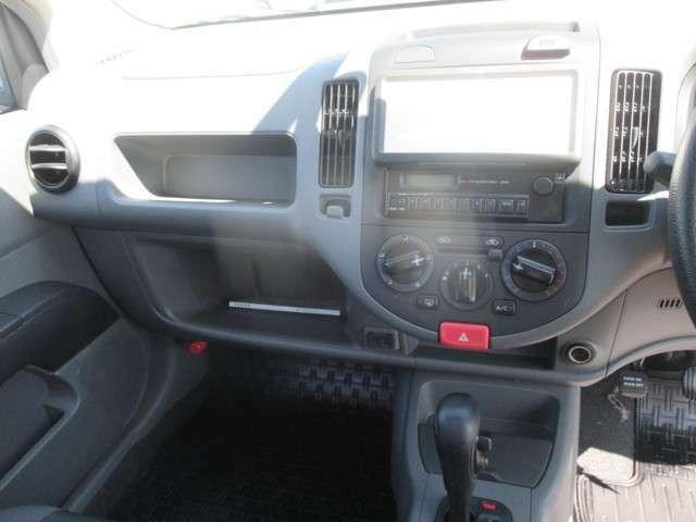 【安全装備】 運転席&助手席エアバック、ABS。