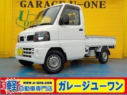 日産 クリッパートラック 660 DXエアコン付 パワステ エアバッグ 一年保証