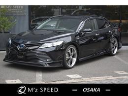トヨタ カムリ 2.5 X DA ZEUS新車カスタムコンプリート