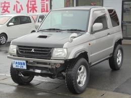 三菱 パジェロミニ 660 V 4WD 社外バンパー ターボタイマー ETC