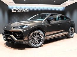 ランボルギーニ ウルス 4.0 4WD 正規D車 限定色marrone alcestis2020モデル