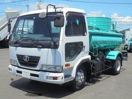 UDトラックス コンドル 4.7ディーゼル ・3.45tバキュームカー・6速MT